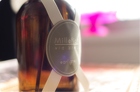 Millefiori ミッレフィオーリ 【via brera】リードディフューザー