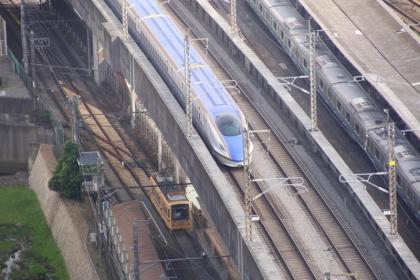 都電 新幹線 京浜東北線