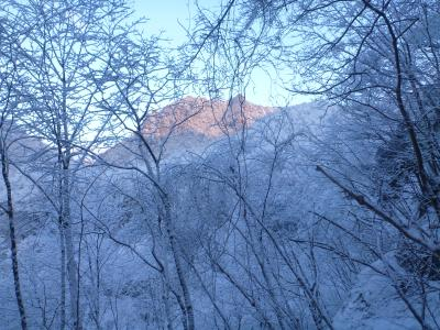鶏冠山(2)