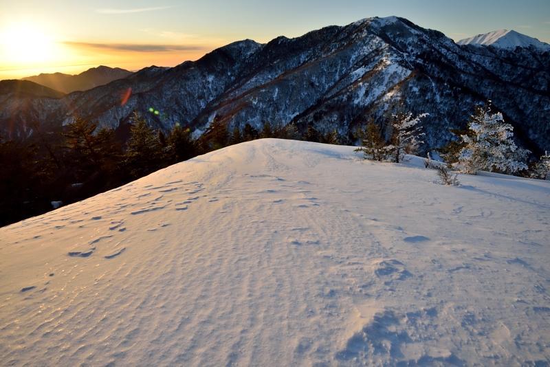 日の出 剣山1 (徳島県)