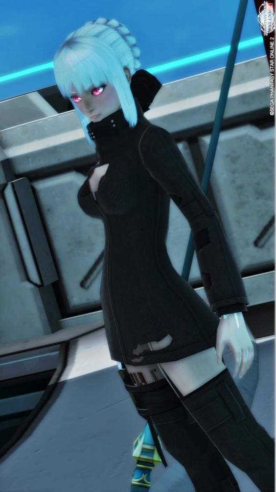 咎人囚人女性服(kuro)