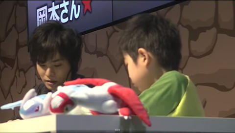 ジャンプフェスタ2015 ポケモンブース Day2 ゲストと対決 【岡本信彦、潘めぐみ】