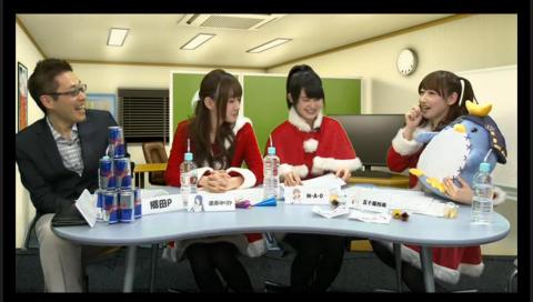 「アイドルクロニクル」公式生放送 #1 クリスマススペシャル配信直前カウントダウン放送