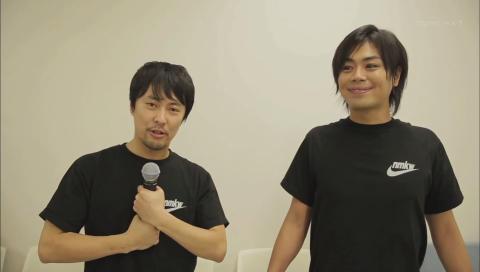 MXテレビ 浪川大輔・吉野裕行のネゴト (抜粋)