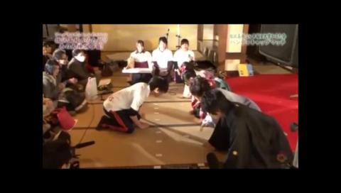 ちはやふる イベント 「瑞沢高校かるた部?冬の大特訓合宿!」  抜粋