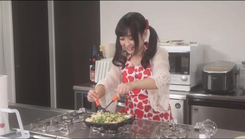 大亀あすかが「お料理作ってみた!」三品目/全三品(完結編)