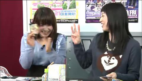徳井青空×新田恵海☆ファイブクロス生対戦 #25