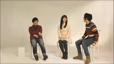 座談会DVD *ノラガラミ コボレバナシ 1* 抜粋