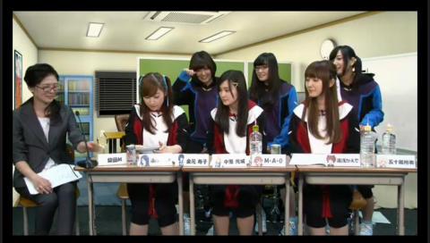 「アイドルクロニクル」マネージャー会議! Ver5.0 ~柴田M就任!~