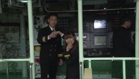 『蒼き鋼のアルペジオ -アルス・ノヴァ-』Blu-ray&DVD第3巻特典映像 「渕上舞の海上自衛隊潜水艦部隊訪問記」ダイジェスト