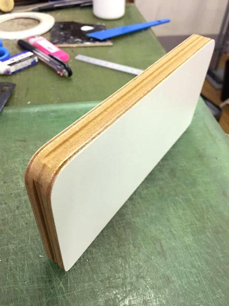 ファスナー木型