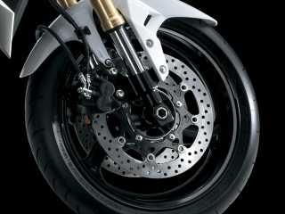 GSR750 ブレーキ