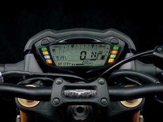 GSX-S1000 メーター