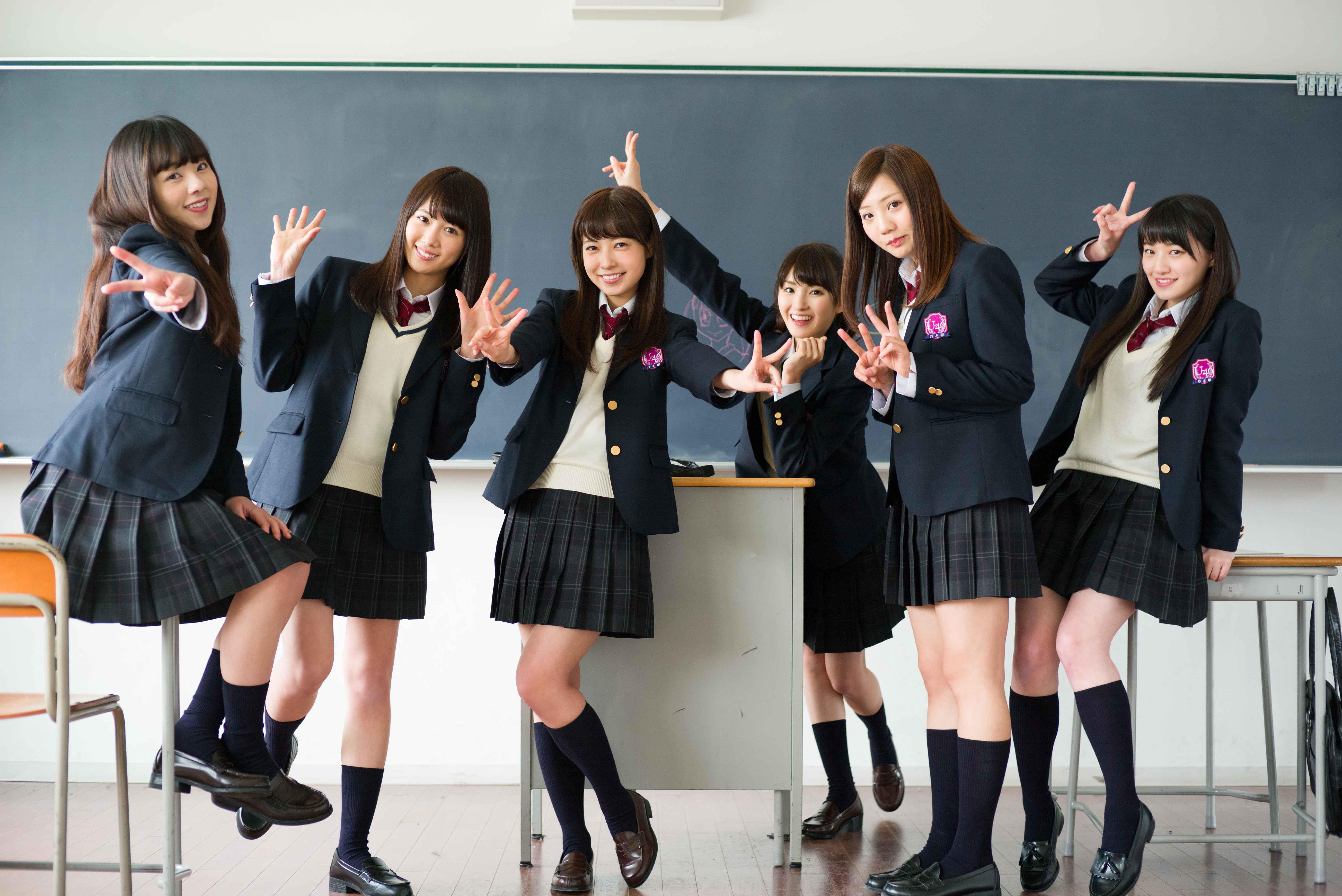 A scuola schoolgirl - 1 10