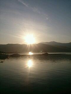 20150602 朝の湖