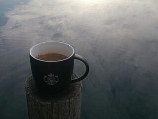 20150610 朝のコーヒー