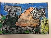 リヒト羊版画