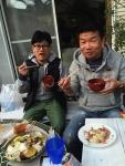 古川2人餅
