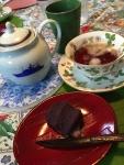 1:8赤福でお茶