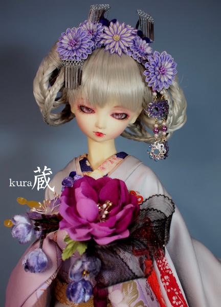 SD姫衣装牡丹姫2