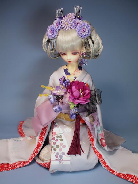 SD姫衣装牡丹姫
