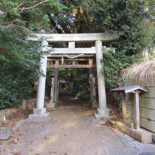須崎神社ー1