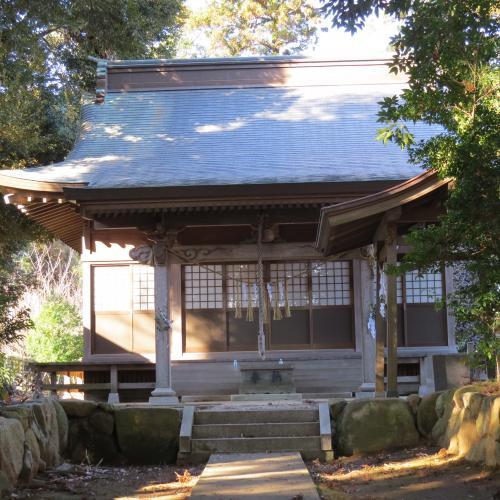 皇産霊神社ー3