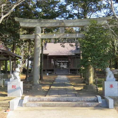 八幡神社ー2