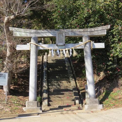 香取神社ー1