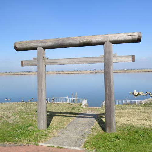 香取神宮ー82