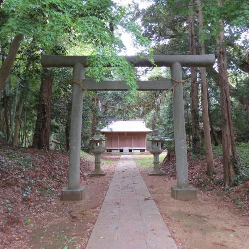 皇神社ー1
