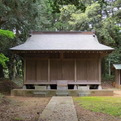 皇神社ー12
