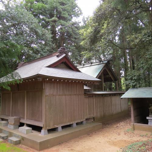 皇神社ー22