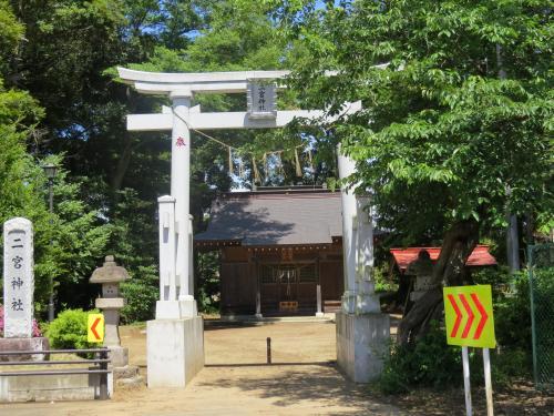 二宮神社ー2