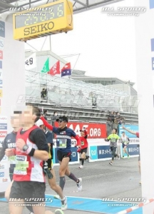 20150303_東京マラソンゴール