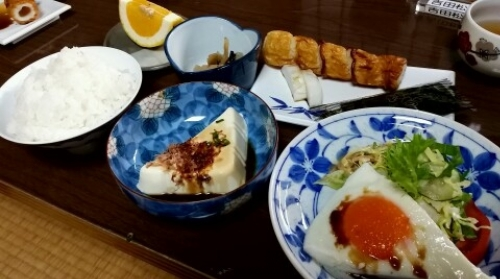 201505050625朝飯