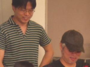 羽山さん日野先生