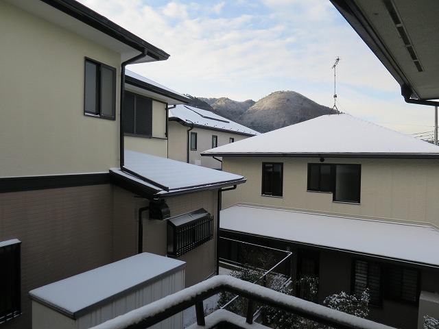 20150102 自宅 雪 (1)