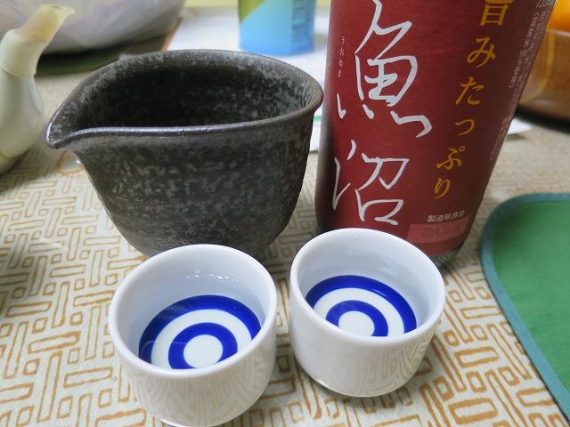 白瀧 魚沼純米酒80精米 (5)