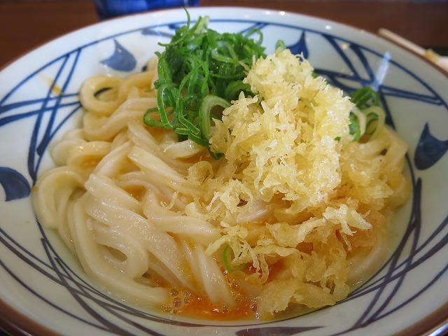 20150118 丸亀製麺 (4)