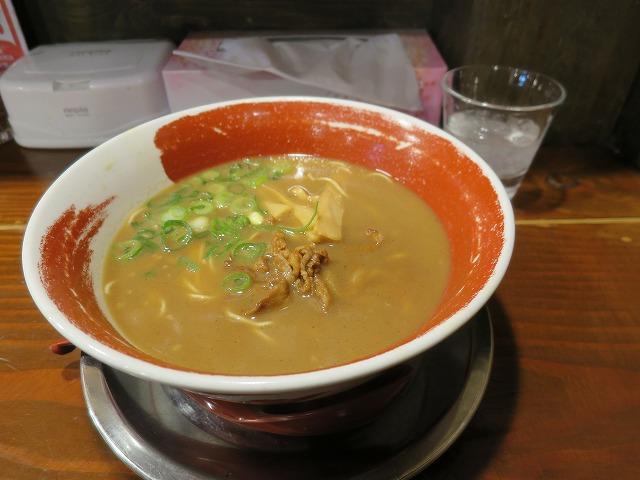 麺王(徳島ラーメン) (5)