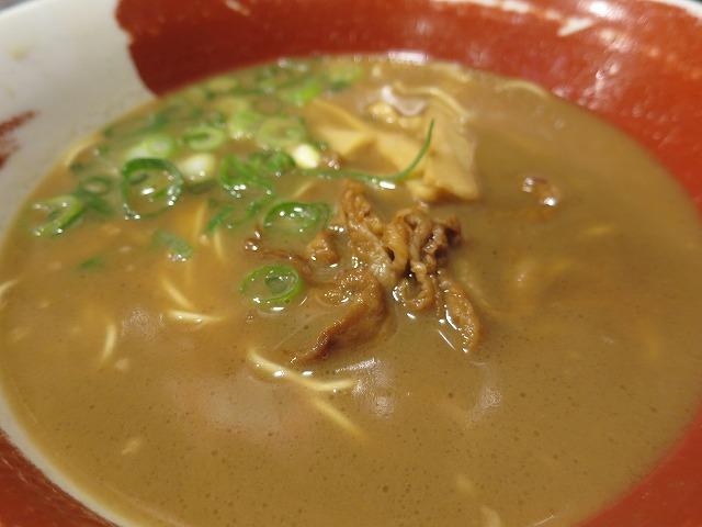 麺王(徳島ラーメン) (6)