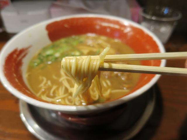 麺王(徳島ラーメン) (7)