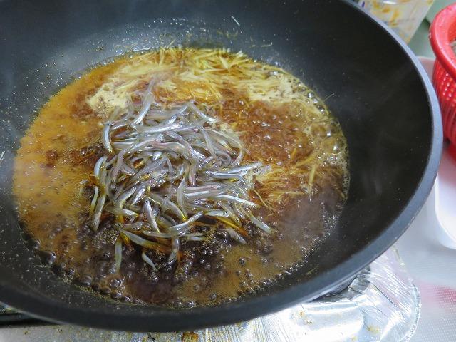 いかなごくぎ煮 (6)