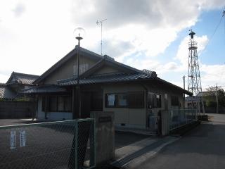 三重県伊賀市上郡の火の見櫓
