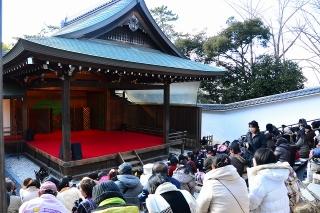 岡崎公園 二の丸能楽堂