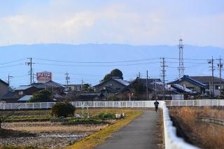 あま市七宝町遠島八幡島の火の見櫓