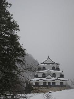 藤橋城(西美濃プラネタリウム)