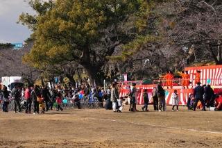 平成27年 岡崎市消防出初式 ステージイベント