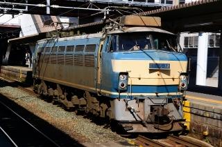 電気機関車 EF66-32